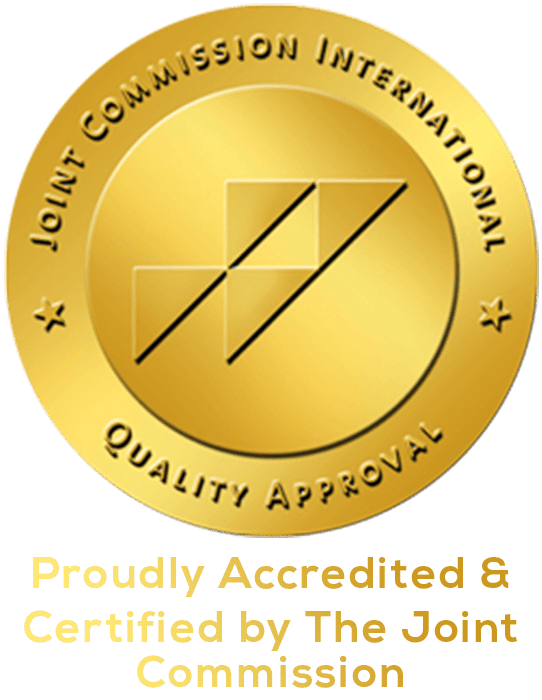 Proudly Accredited & Certified By The Joint Commission